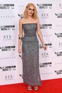 Royal Treatment! How Kristen Stewart Got Her Rocker-Chic Glam for the 'Spencer' Premiere