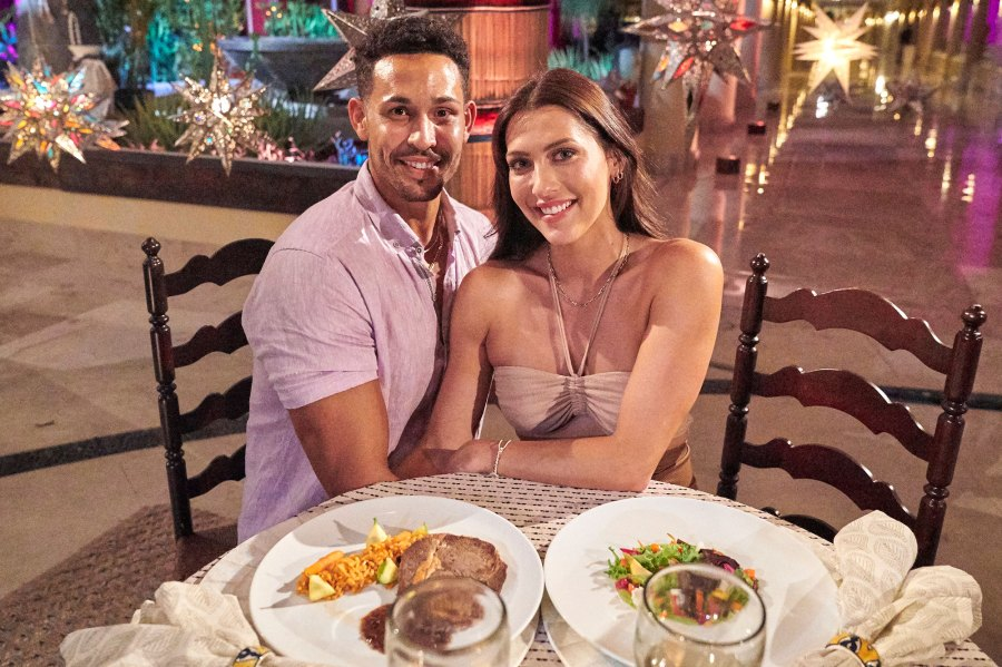 How They Got Back Together Becca Kufrin and Thomas Jacobs Reveal How They Got Back Together After Bachelor in Paradise Revelations