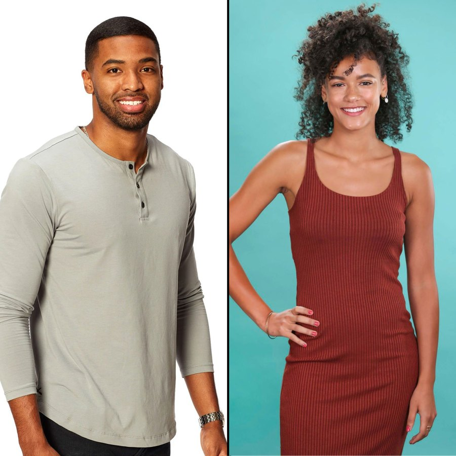 Ivan Hall Explains How He Found Alexa Cave's Phone Number Before His 'Bachelor in Paradise' Exit