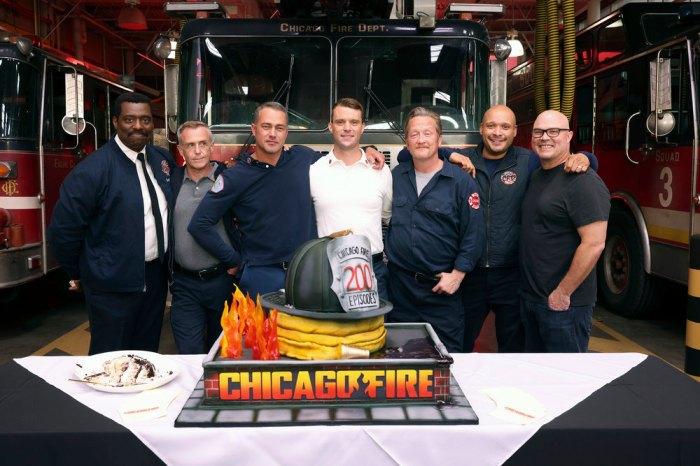 Jesse Spencer explains 'Chicago Fire' Exit when he returns