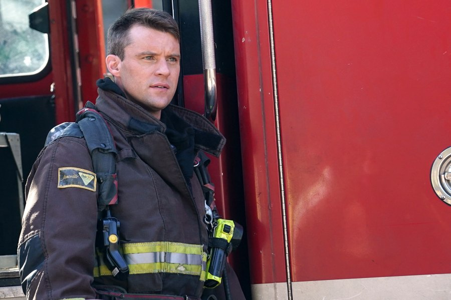 Jesse Spencer Pens a Sweet Song About Chicago Fire After His Season 10 Exit 2