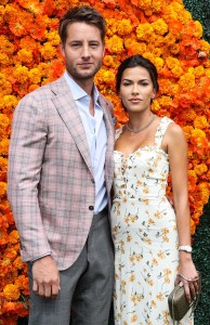 Justin Hartley Sofia Pernas Say Its Too Early Tell About Starting Family