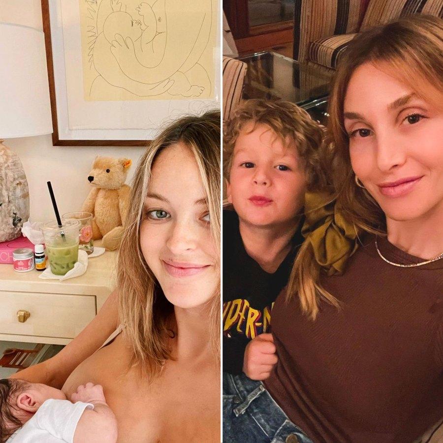 Kaitlynn Carter Instagram Rowan Carter Brock Whitney Port Instagram Sonny