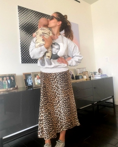 Katharine McPhee Is Trying to 'Not Worry' About Her Post-Baby Body After Welcoming Son Rennie