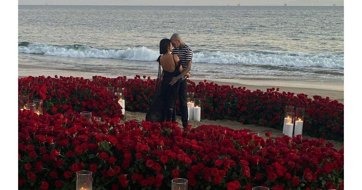Inside Kourtney Kardashian and Travis Barker's Engagement: Hulu Cameras and More Details.jpg