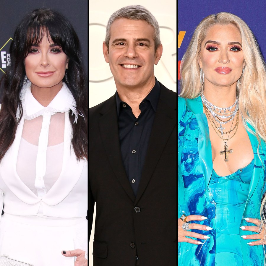 Kyle Richards Says Andy Cohen Was Relentless at RHOBH Reunion Nightmare for Erika Jayne