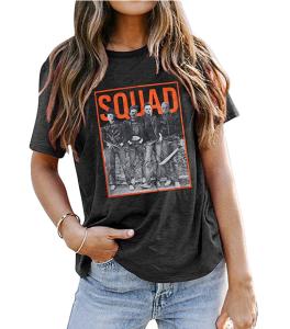 LHBNK Women's Halloween Squad T-Shirt