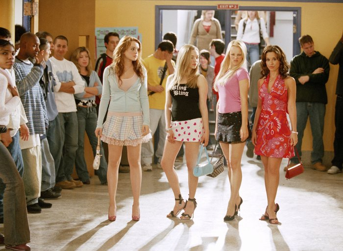 Lindsay Lohan and 'Mean Girls' Costars Celebrate October 3 With Hilarious Exchange
