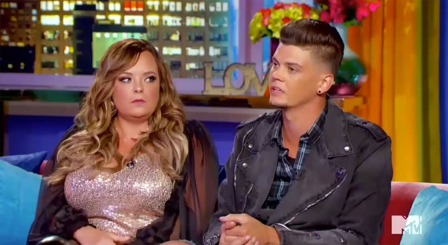 May 2020 Catelynn Lowell and Tyler Baltierra Quotes About Daughter Carly