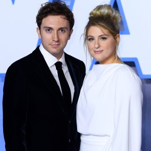 Meghan Trainor, Daryl Sabara 'Only Pooped Together Twice' in Matching Toilets