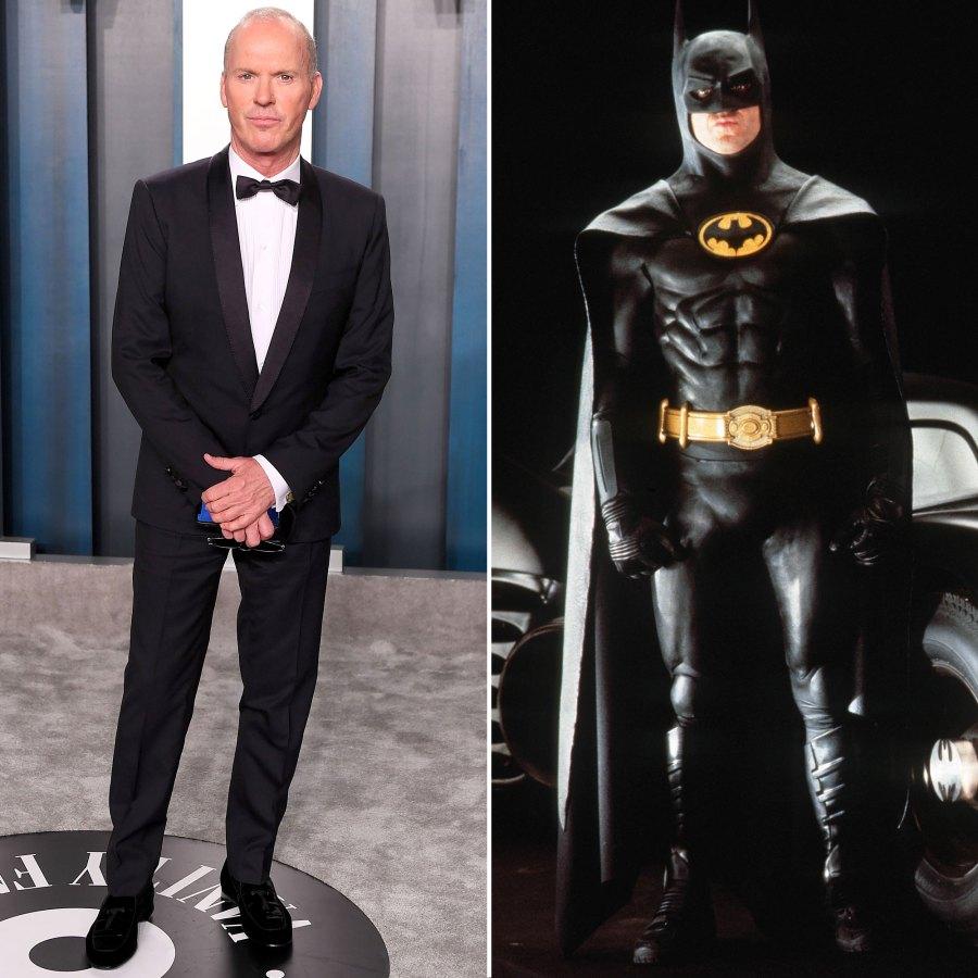 Michael Keaton Batman Suit Still Fits 32 Years Later Promo 2