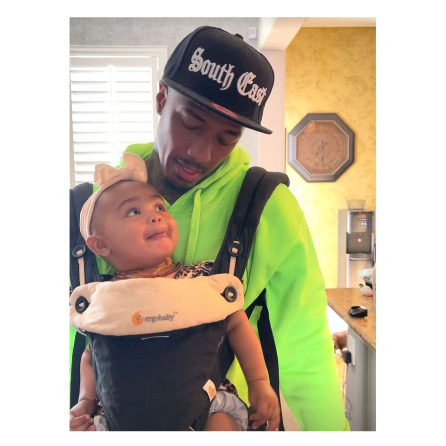 Nick Cannon Photos With His 7 Children 2