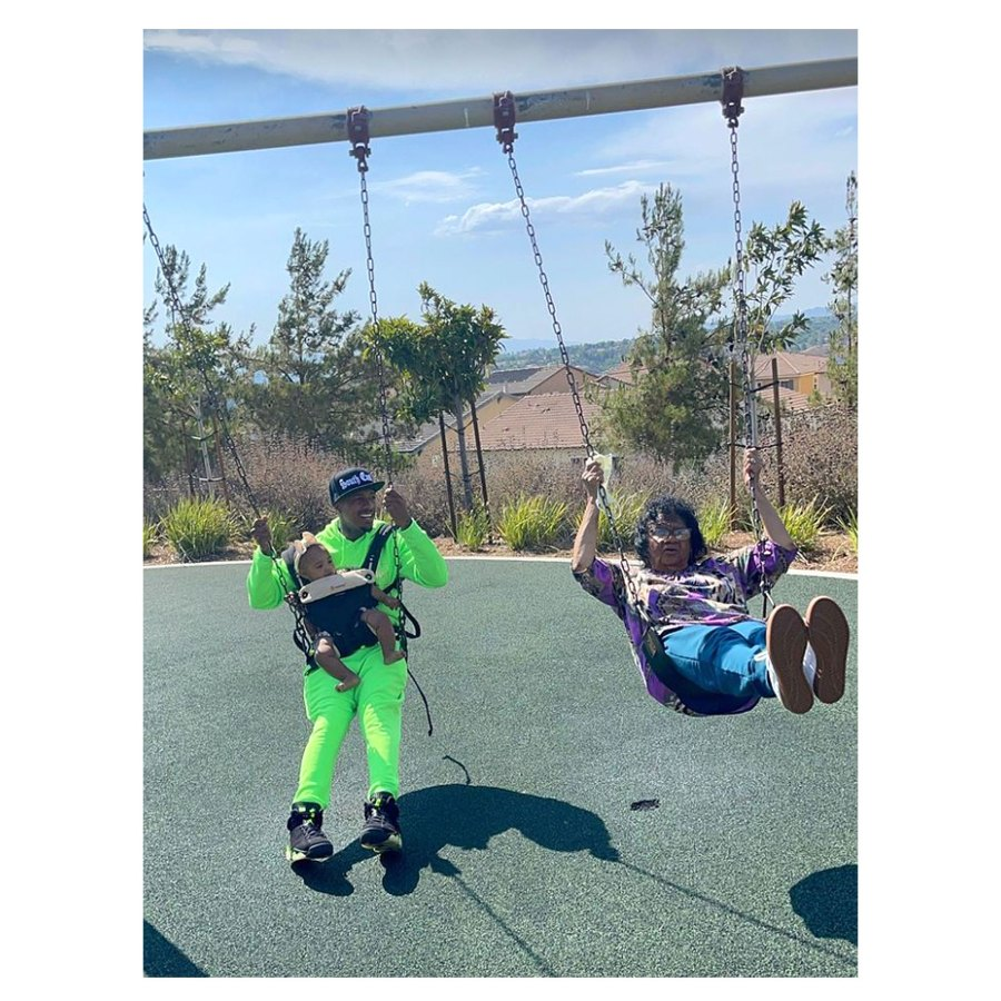 Nick Cannon Photos With His 7 Children 8