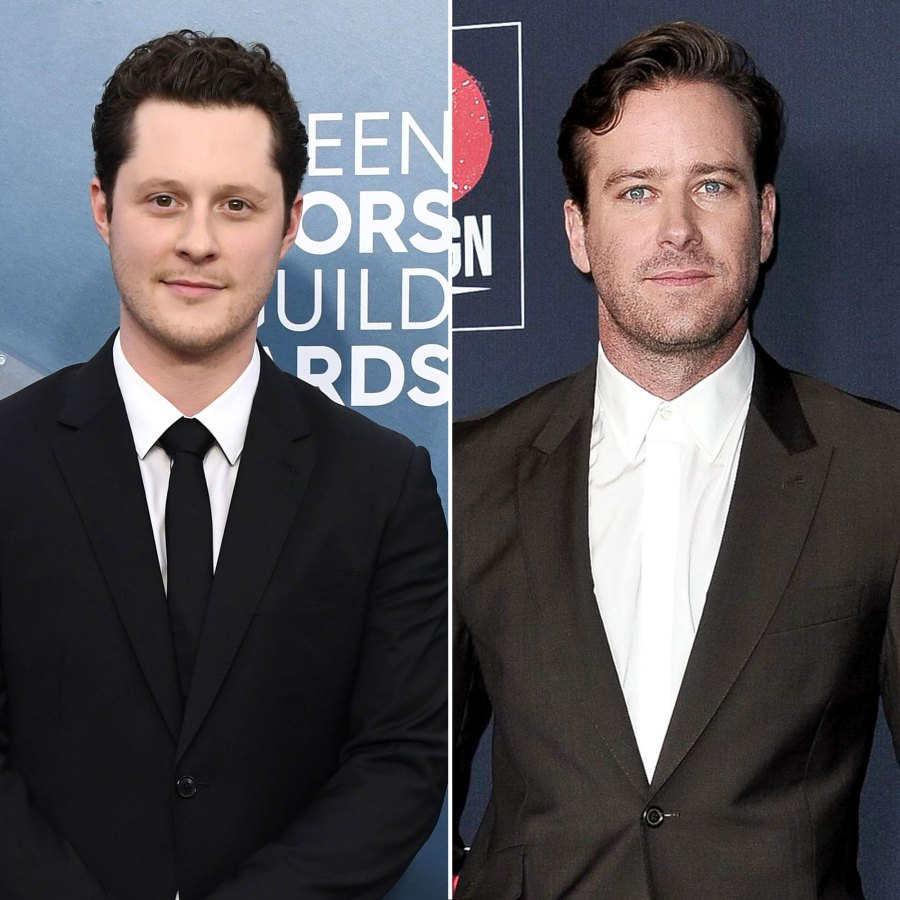 Noah Reid Replaces Armie Hammer in The Minutes