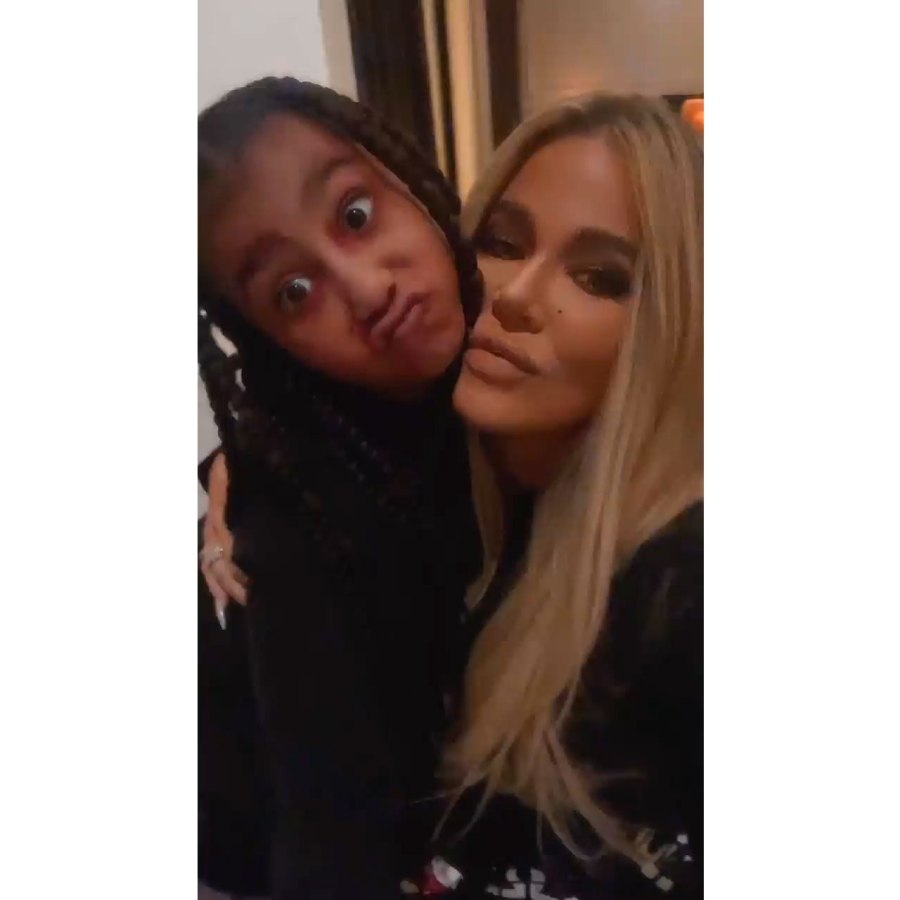 North Khloe Kardashian Instagram Instagram Inside the Kardashian-Jenner Kids 2021 Halloween Festivities