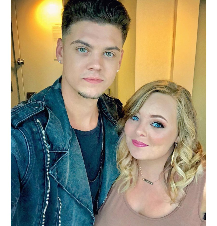 October 2021 2 Catelynn Lowell and Tyler Baltierra Quotes About Daughter Carly