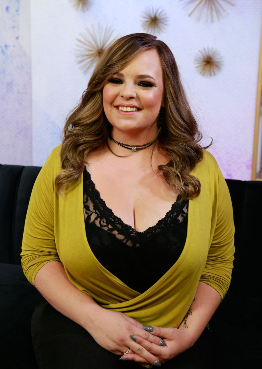 October 2021 Catelynn Lowell and Tyler Baltierra Quotes About Daughter Carly