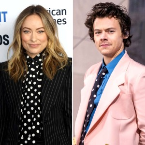 Olivia Wilde Says Shes Living in London Part Time Amid Harry Styles Romance