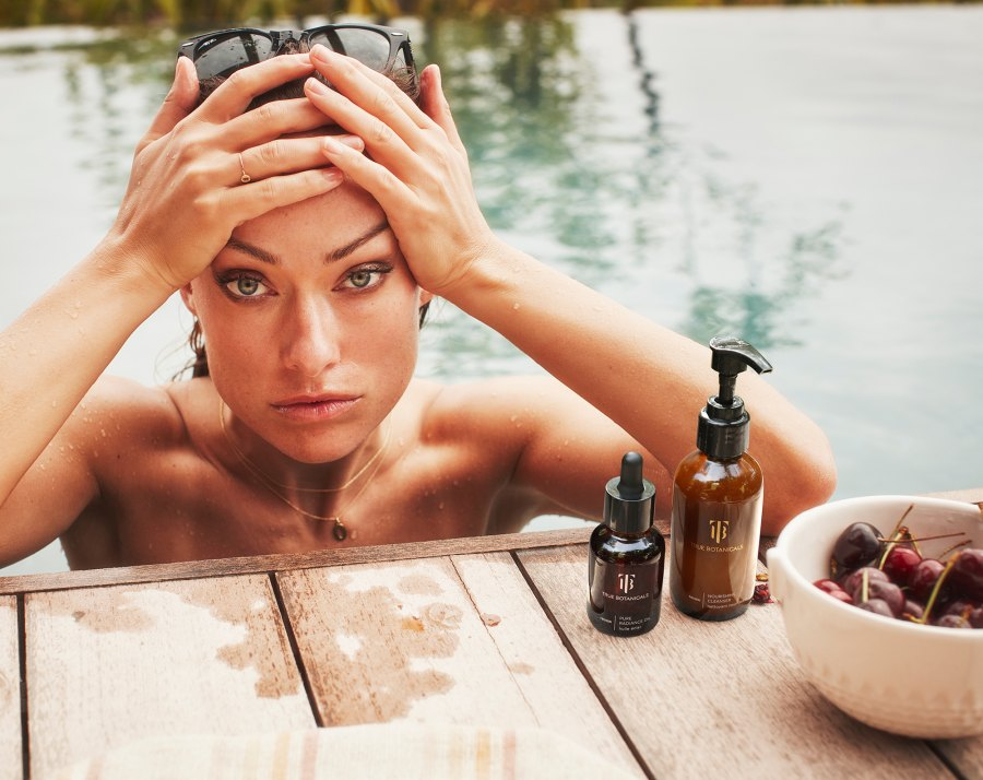 Olivia Wilde Strips Down for True Botanicals Campaign: 'Sustainability Is Sexy'