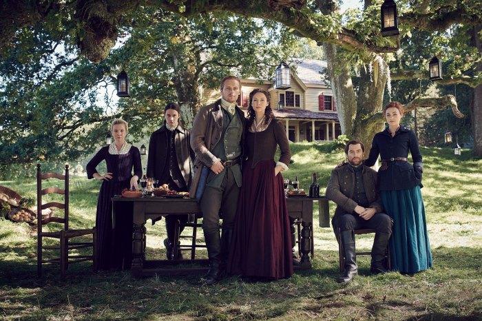 Lanzamiento del tráiler de la temporada 6 de 'Outlander': Sam Heughan dice que Ridge de Fraser se 'desintegrará' en NYCC