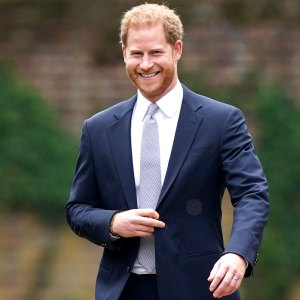 Prince Harry 'Adores' Daughter Lili and 'Loves Reading Her Bedtime Stories'