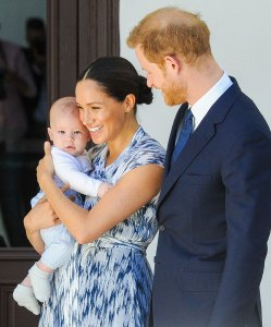 Prince Harry Meghan Markle Son Archie Is Coming Into His Own