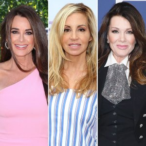 RHOBH's Kyle Richards Calls Camille Grammer and Lisa Vanderpump's Claims About Tom Girardi 'Calculated'