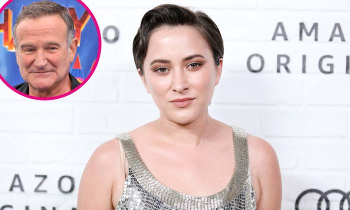 Robin Williams' Daughter Doesn't Want to See Viral Impression Video