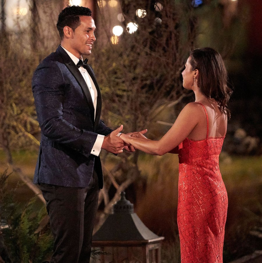 Separating Thomas From Katie Season of The Bachelorette Becca Kufrin and Thomas Jacobs Reveal How They Got Back Together After Bachelor in Paradise Revelations