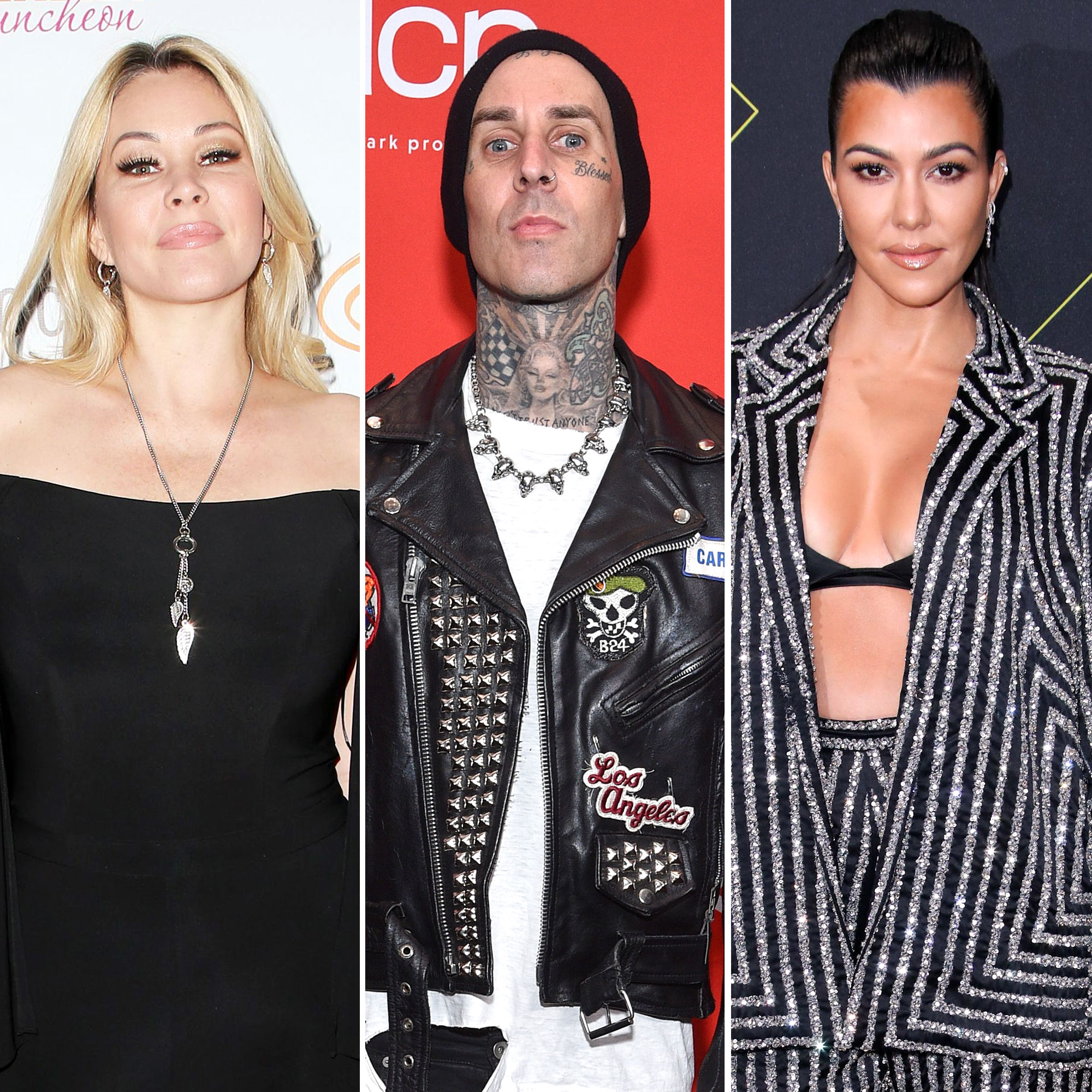 Wait, Did Shanna Moakler Just Weigh In on Travis and Kourtney's Engagement?