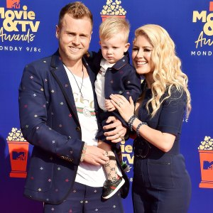 Spencer Pratt Says Trying for 2nd Baby Has Added 'Stress' to Heidi Montag Marriage
