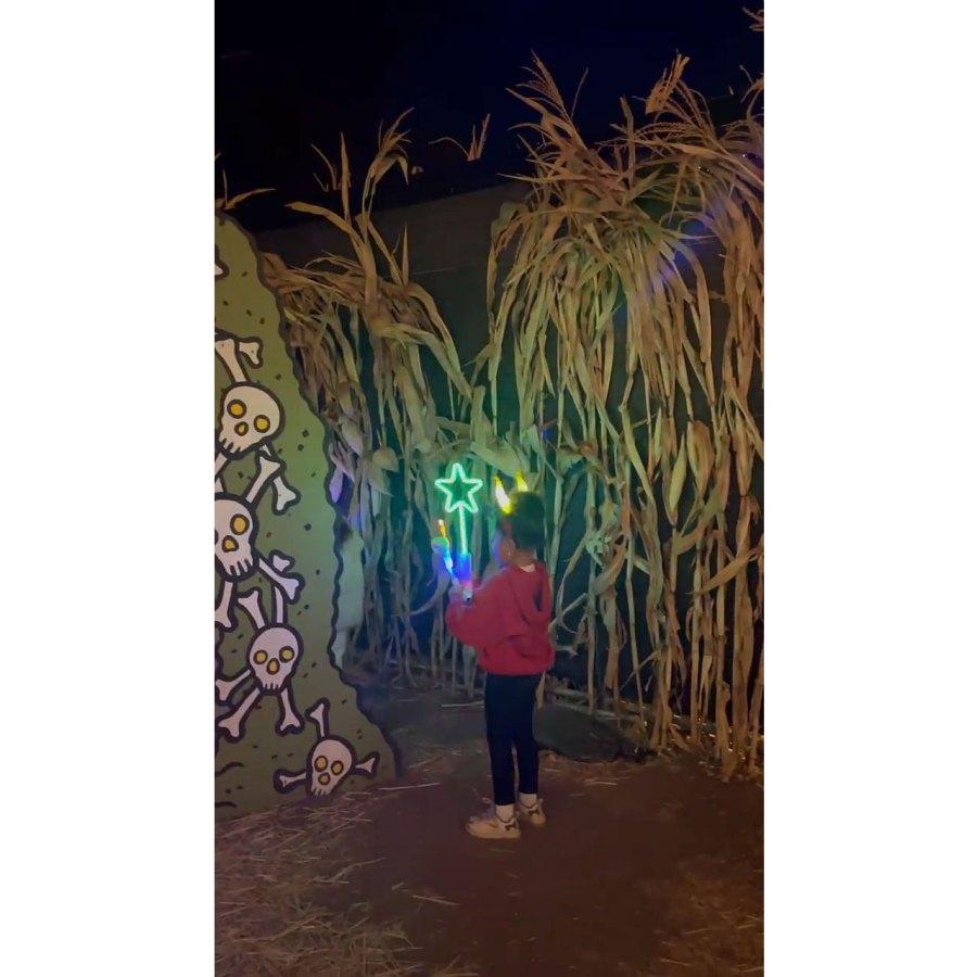 Stormi Kylie Jenner Instagram Inside the Kardashian-Jenner Kids 2021 Halloween Festivities