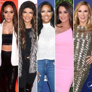 Teresa Giudice, Kenya Moore, Kyle Richards and Ramona Singer Ultimate Girls Trip Housewives