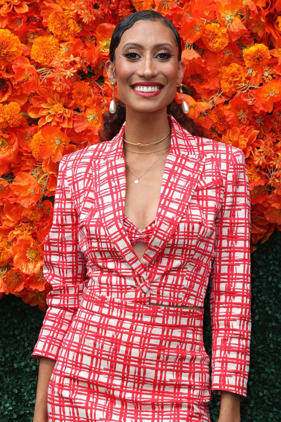 The Real's Elaine Welteroth Is Pregnant, Expecting Her 1st Child
