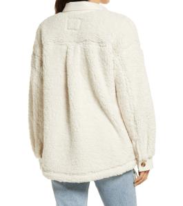 Thread & Supply Wubby Contrast Shirt Jacket