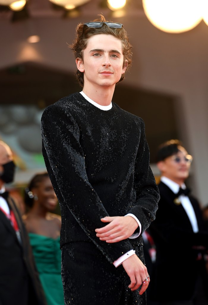 Timothee Chalamet Is Transformed Into Willy Wonka in New 'Wonka' Teaser
