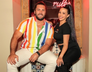 What Scheana Shay's Fiancee Brock Davies Learned About Parenting From Previous Marriage