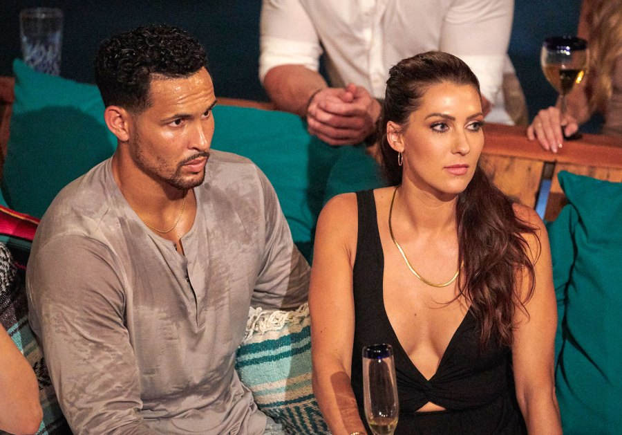 Why Becca and Thomas Broke Up Becca Kufrin and Thomas Jacobs Reveal How They Got Back Together After Bachelor in Paradise Revelations