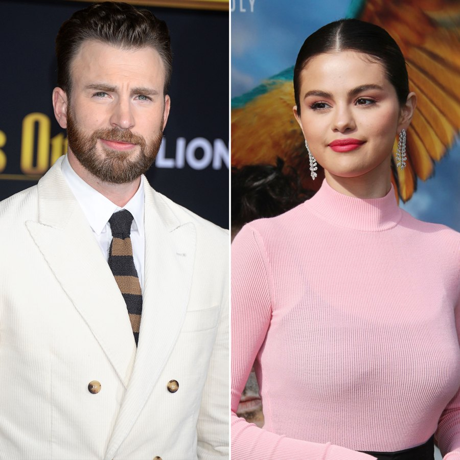 Why Fans Think Chris Evans and Selena Gomez Might Be Dating, According to Social Media Clues