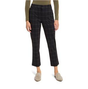 Wit & Wisdom Ab-Solution Plaid Ankle Trousers