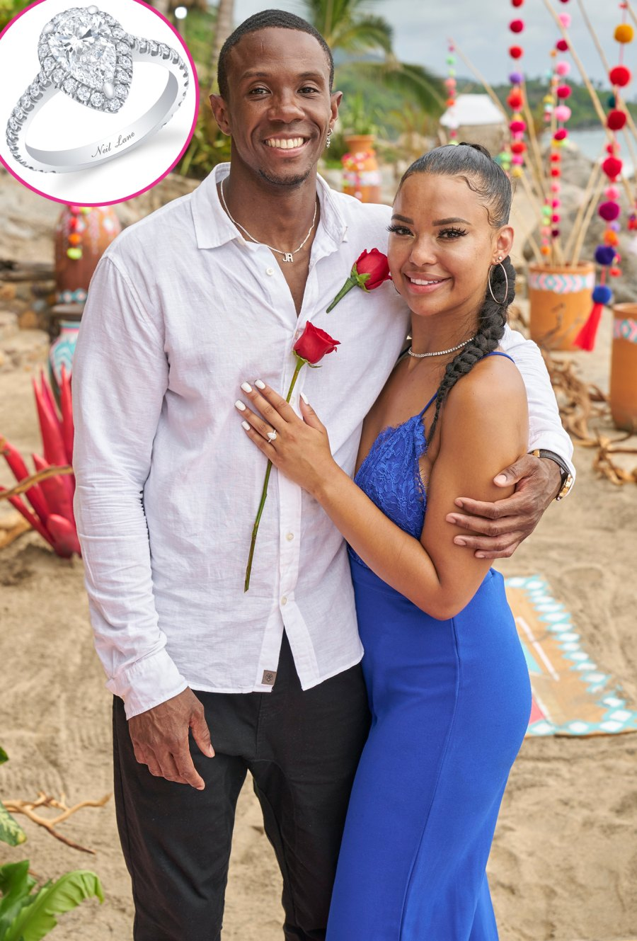 'Bachelor' and 'Bachelorette' Engagement Rings Through the Years