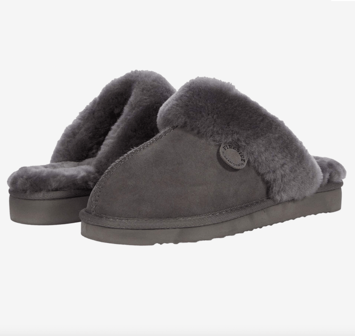 grey-shearling-slippers