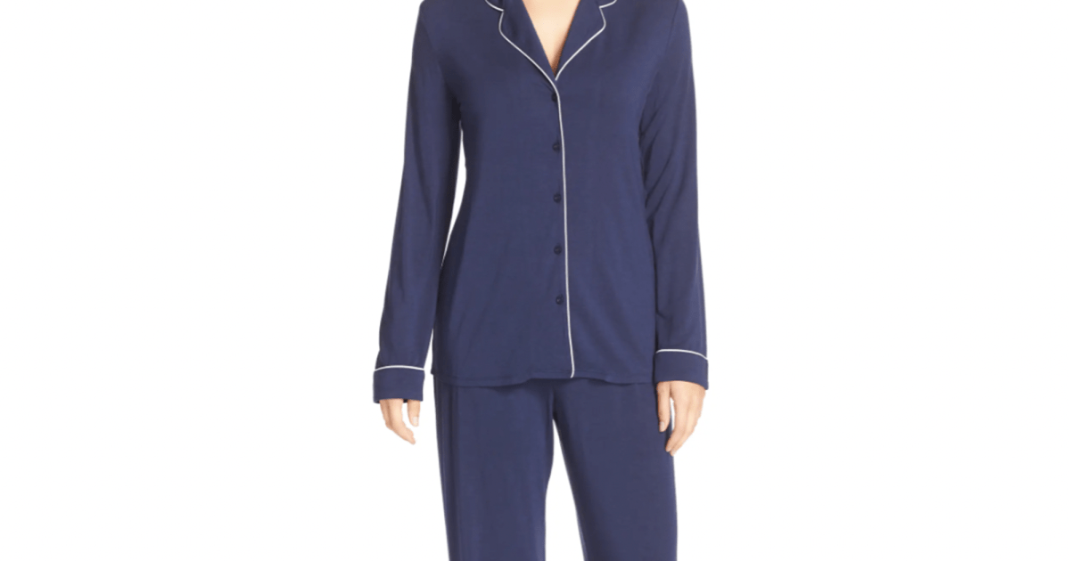 Have the Sweetest Dreams in This Super Soft Pajama Set From Nordstrom.jpg