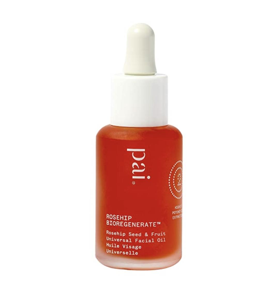 Recreate Kourtney Kardashian's Radiant Skincare Routine With This Face Oil