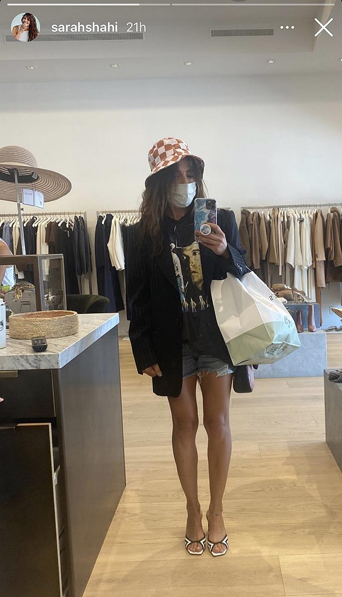sarah-shahi-instagram-blazer