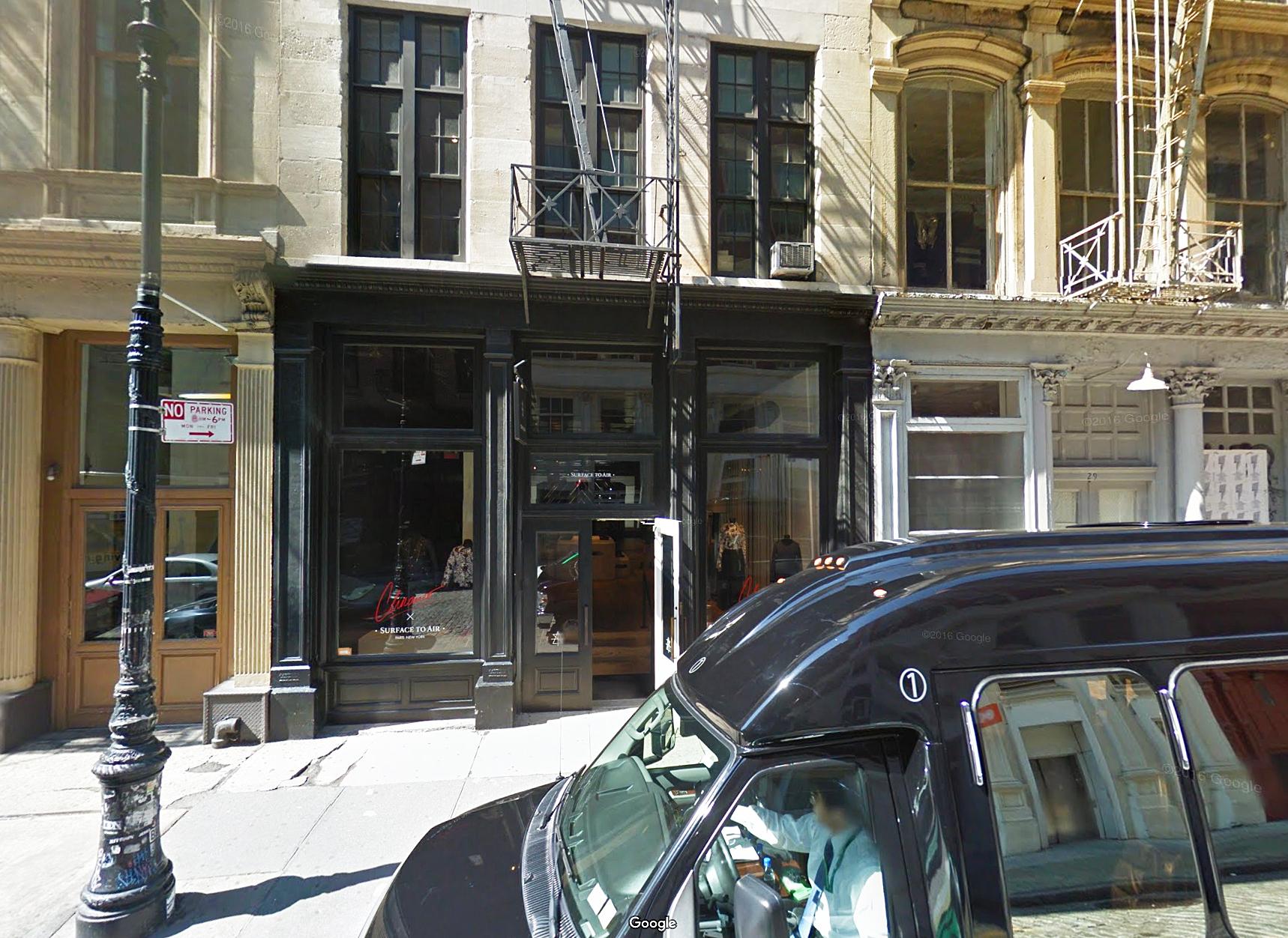 Kylie Jenner's NYC Pop-Up Shop 27 Mercer St
