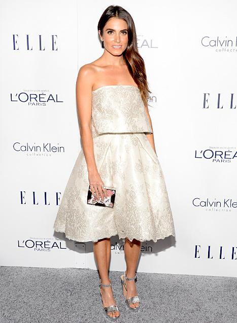Nikki Reed - Elle Women
