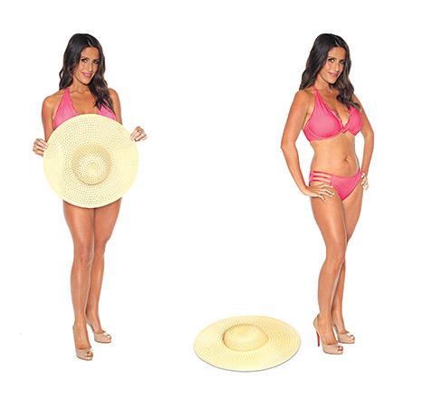 Soleil Fry Moon - Nutrisystem bikini