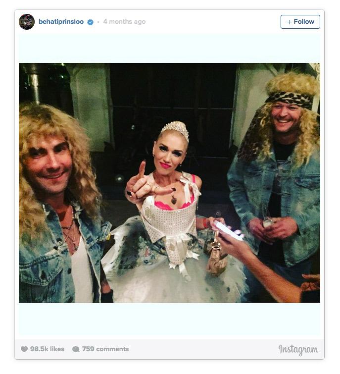 Blake Shelton Gwen Stefani
