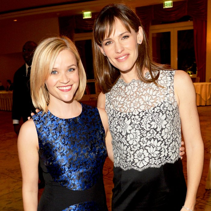 Reese Witherspoon and Jennifer Garner